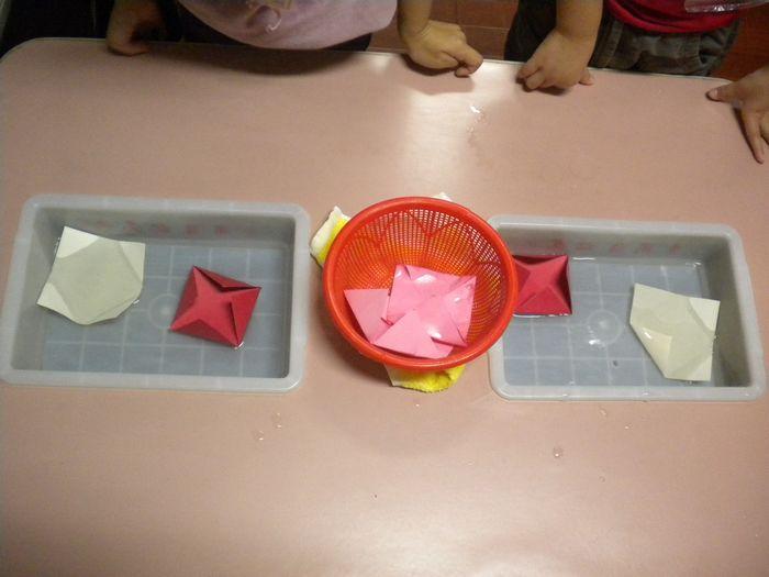 三年级科技小制作纸花