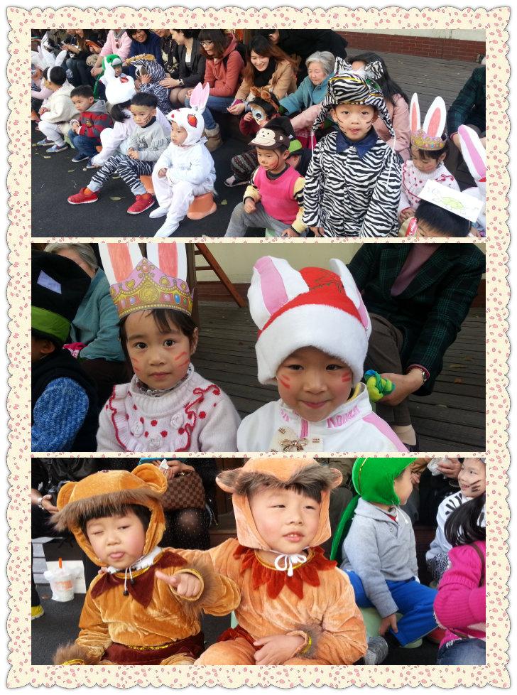 详细 - 襄一幼儿园-动物运动会