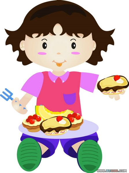 中二班 育儿贴士  吃饭磨蹭的孩子: 问我有一个女儿,吃饭很慢,吃晚饭图片