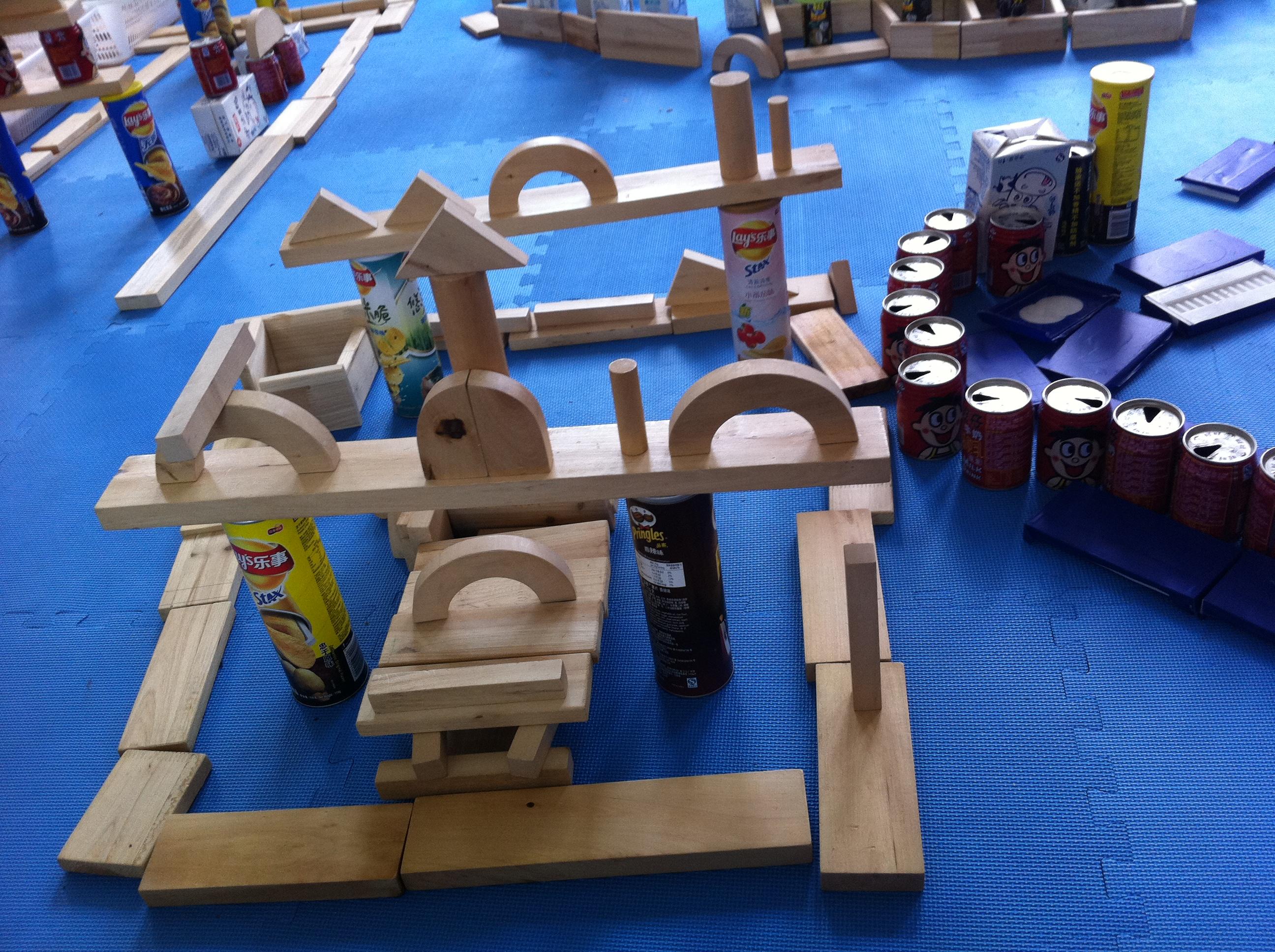 建筑区搭建技巧 步骤图片