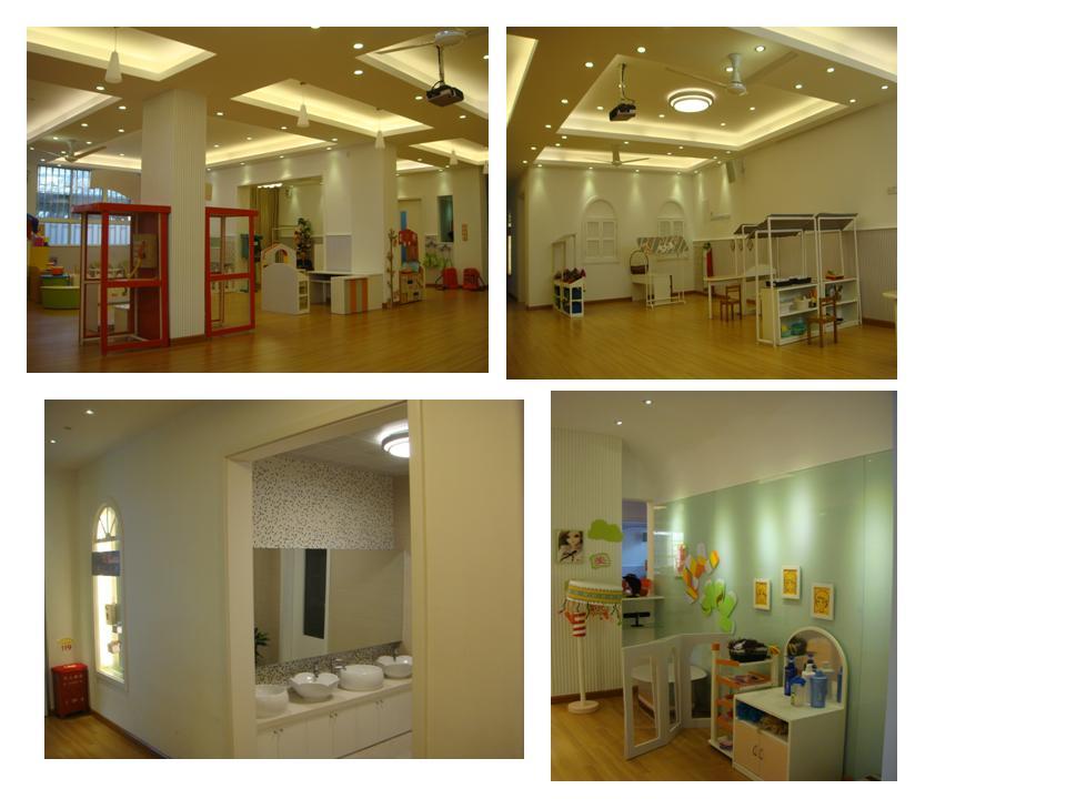 """黄浦局教育局开展了""""幼儿园特色环境创意设计&"""