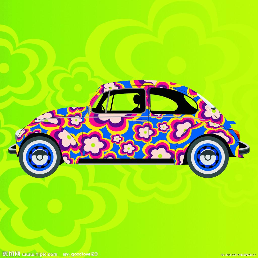幼儿园汽车主题网络设计图