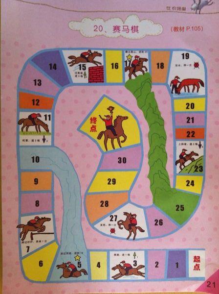 飞行棋,数字棋,赛马棋的玩法