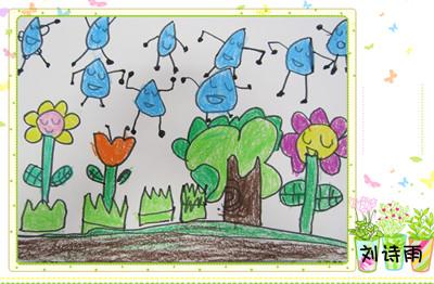 激发幼儿画画的兴趣.