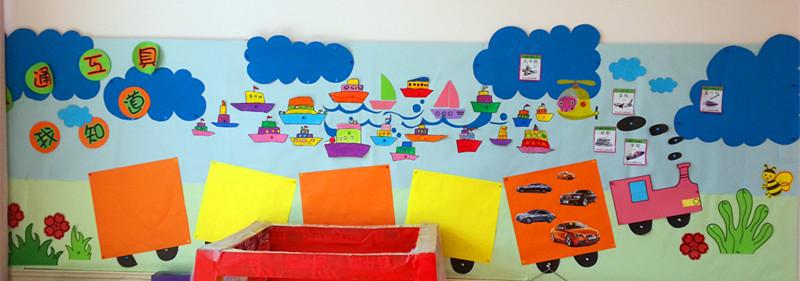 幼儿帆船简笔画带颜色