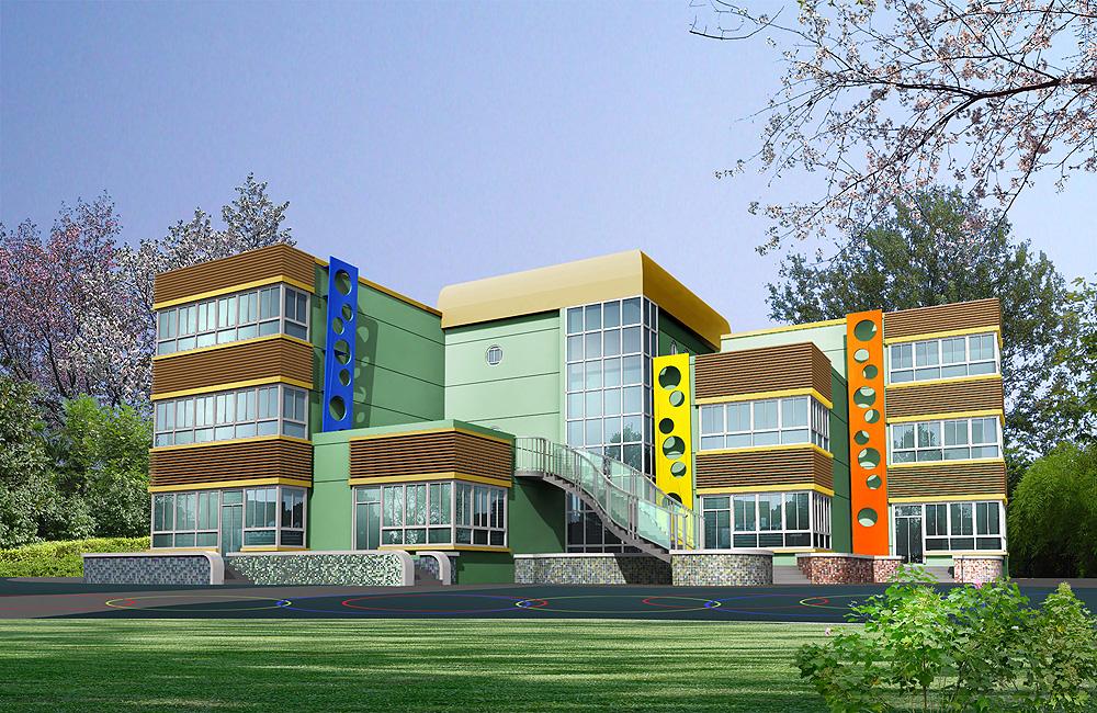 教学楼平面图
