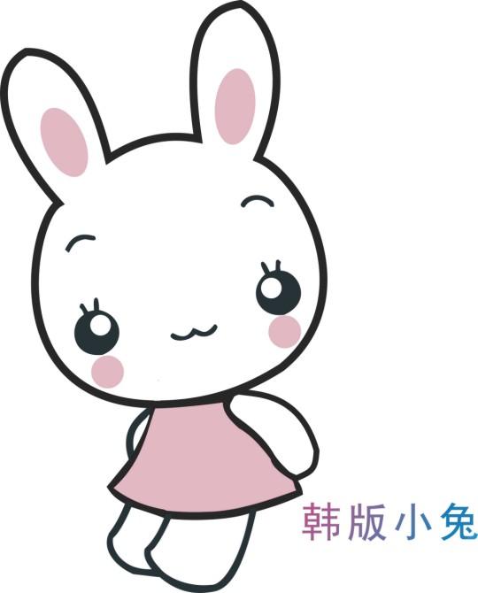可以和孩子一起讲讲《小兔乖乖》的故事 .