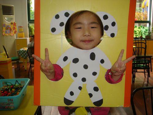 幼儿园区角小动物