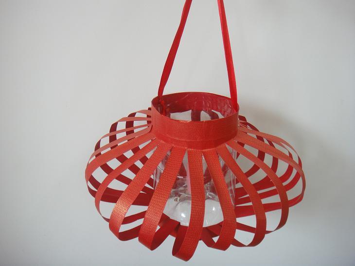 幼儿花灯制作方法图解
