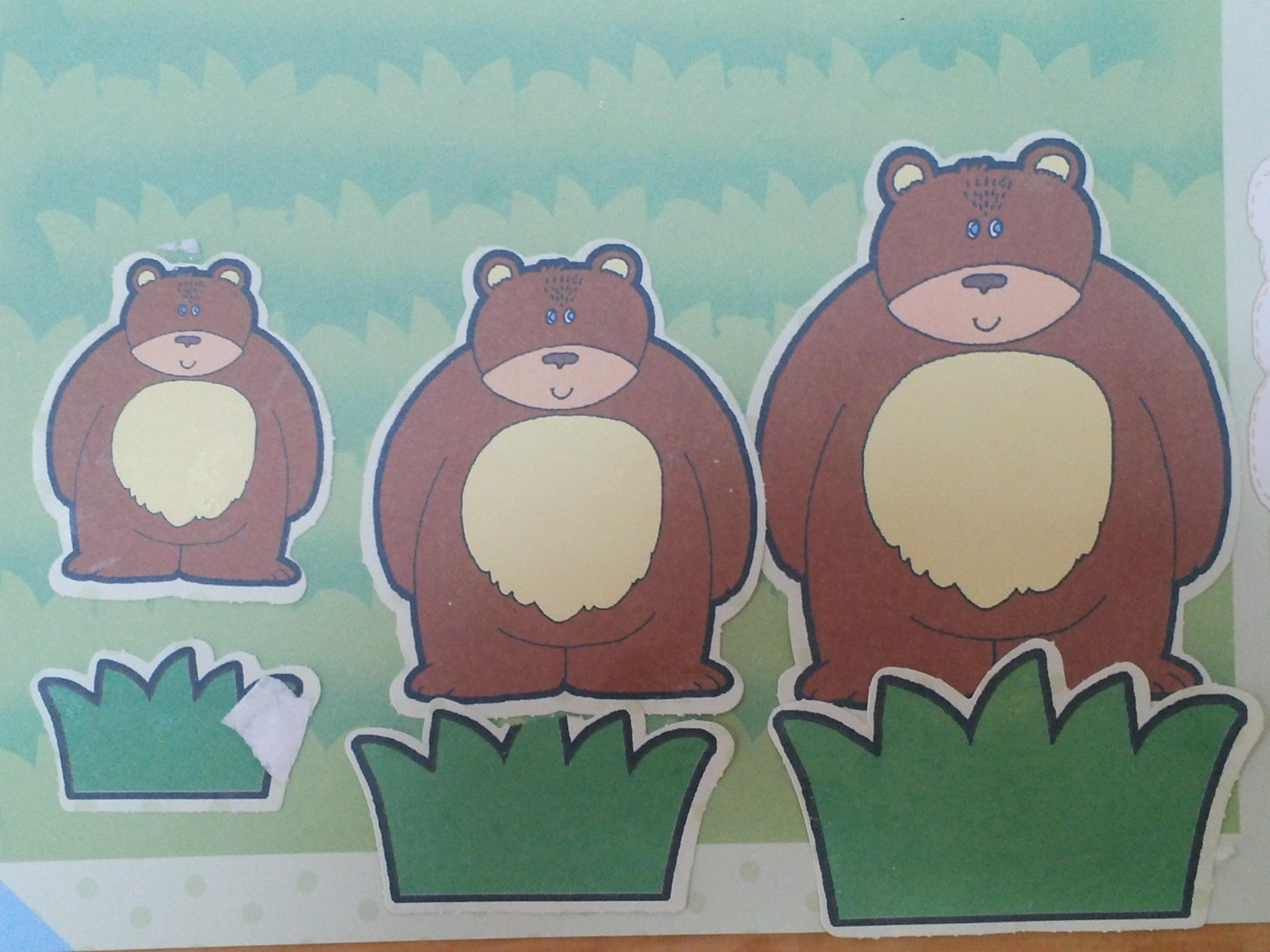 谁的照片 可爱的瓢虫 三只熊