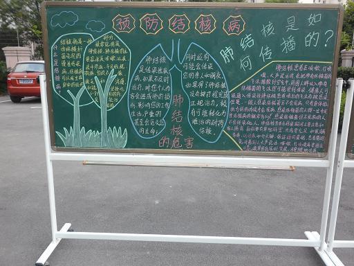 幼儿园小黑板报秋季卫生设计图案大全展示