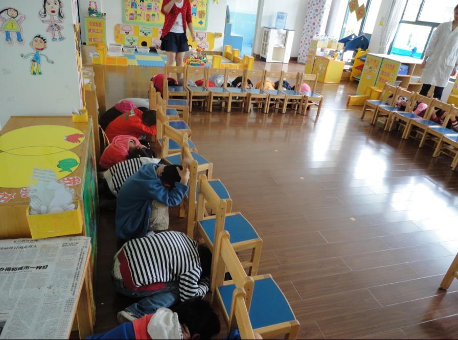 幼儿园地震应急预案