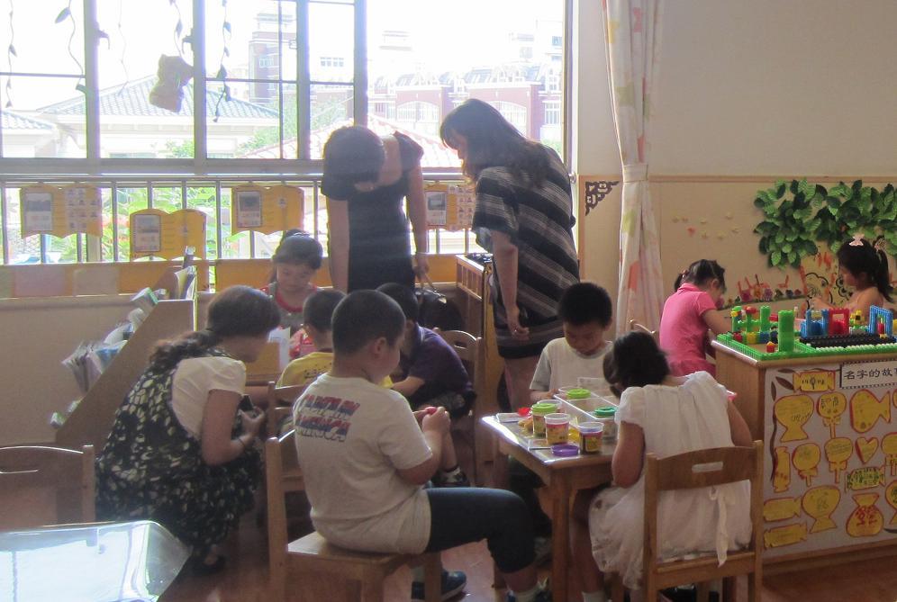 维罗纳幼儿园开展家委会活动